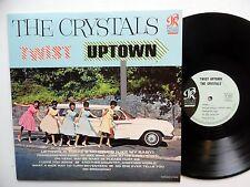 the CRYSTALS Twist Uptown LP Reissue NEAR-MINT 1960s Pop   sm34