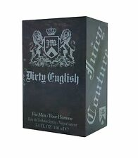 Juicy Couture Dirty English EDT Eau De Toilette for Men New & Sealed 100ml