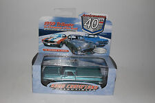 ROAD CHAMPS 1959 CHEVROLET EL CAMINO PICKUP, BLUE, 1:43, NIB