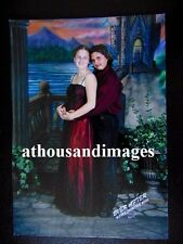 2006 Souvenir Photo of Homecoming School Dance Boy&Girl In Formal Fashion P75
