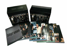 The Sopranos - The Complete Series DVD 2012 30-Disc Set Box Set Free Shipping