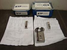 Thermo ETP Ion Detector Electron Multiplier Assembly TWO Multipliers
