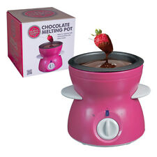 NEW MINI ELECTRIC ELECTRONIC KIDS CHILDREN FAMILY CHOCOLATE MELTING POT FOUNTAIN