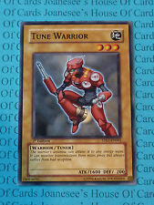 Tune Warrior 5DS1-EN001 Common Yu-Gi-Oh Card 1st Edition English Mint