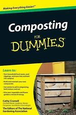 Composting For Dummies by Cromell, Cathy, The National Gardening Association