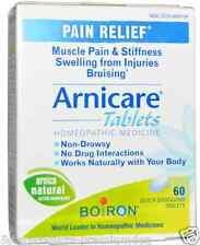 NEW BOIRON ARNICARE GEL MUSCLE PAIN STIFFNESS RELIEF BRUISING DISCOLORATION CARE