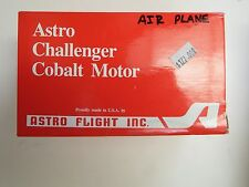 ASTRO FLIGHT INC. - ASTRO CHALLENGER COBALT MOTOR - MODEL # 801V