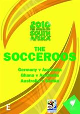 2010 FIFA World Cup South Africa -The Socceroos(DVD, 2010, 2-Disc)New - Region 4