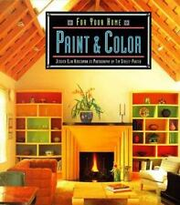This Wonderful Learning Book on How to Paint and Color Your Own Fabulously Home!