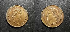 Médaille - Napoléon Ier et Napoléon III légende longue - MCN.50.24
