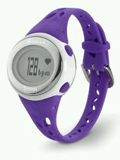 NIB Oregon Scientific SE332 Gaiam FITNESS TRAINER Heart Rate Monitor ~ Purple