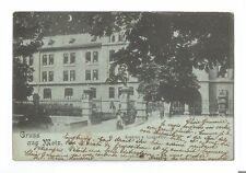 Carte postale CPA AK postcard postkaart Belgique LONGUEVILLE KASERNE collection