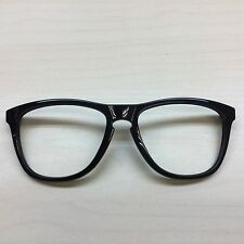 Replacement FRONT FRAME For Oakley Frogkins Sunglasses Black 24-306 NO ARMS