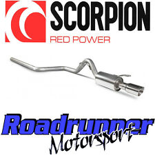 Scorpion SMTS013D Colt CZT 1.5T Exhaust Secondary Cat Back System NonRes Daytona