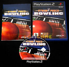 STRIKE FORCE BOWLING Ps2 Versione Ufficiale Italiana ••••• COMPLETO