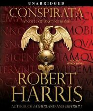 NEW - Conspirata: A Novel of Ancient Rome by Harris, Robert