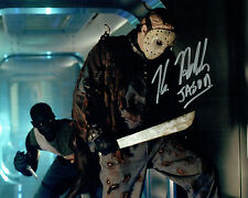 Kane HODDER SIGNED Autograph 10x8 Photo AFTAL COA Jason VOORHEES Friday 13th