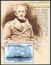 Grenada 2002 Civil War/Navy/Ships/Boats/Military/Transport/People 1v m/s n40397