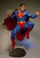 """FLYING SUPERMAN 14 1/2"""" STATUE PROFESSIONAL BUILD & PAINT"""