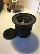 Contax Zeiss 25mm 2.8 MMJ Excellent Condition
