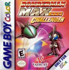 Bomberman Max Red Challenger - Game Boy Color Advance