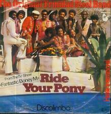 "7"" Original Trinidad Steel Band/Ride Your Pony (D)"