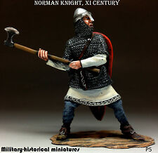Tin soldiers 54 mm Norman Knight, XI century  HAND PAINTED