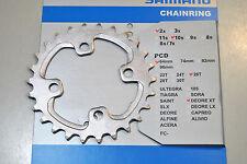 PLATEAU SHIMANO XT 26T AK FC-M785 ( 38x26 )/Plateau SHIMANO XT 26T FC-M785