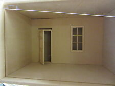 "Dolls House  1/12 scale   Room Box   15"" wide  KIT  DHD01"