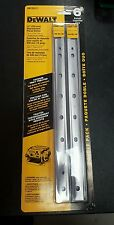 "DEWALT DW7352-2 13"" TREATED DOUBLE SIDED TWO PACK REPLACEMENT KNIVES FOR PLANER"