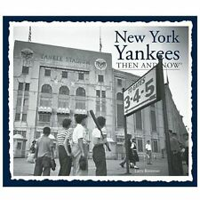 New York Yankees Then and Now (Compact), Rossman, Larry
