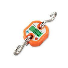 150kg/330lb Mini Industrial Crane Digital Hanging Scale Crane Hook Tool Set BGAU