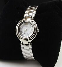 NEW AUTHENTIC ESCADA SILVER IVORY LADIES WOMEN'S E2435011 WATCH