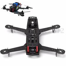 250MM Carbon Glass Fiber ZMR250 FPV Quadcopter Mini H Quad Frame Kit For QAV250