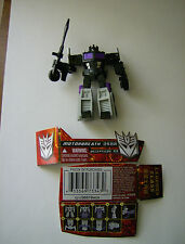 Transformers Generations Motormaster Motorbreath Legends Class 100% complete