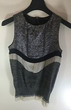 Undercover Jun Takahashi Multiple Fabric Deconstructed Top Blouse Size 1