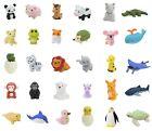 Original Iwako Japanese Eraser 30pcs of Animal Erasers Assorted made in Japan