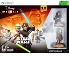 New!! ** Disney Infinity: 3.0 Edition Starter Pack - Xbox 360 Star Wars