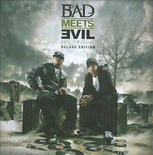 Bad Meets Evil: Hell: The Sequel [EP Edited Deluxe] Deluxe Edition, EP, Clean Au