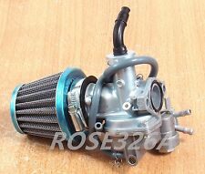 Carb For Honda ATC90 ATC125M ATC110 TRX125 Carburetor & Air Filter