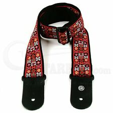 Planet Waves Retro Classics Guitar Strap - Saugerties