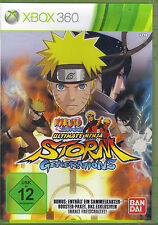 Naruto Shippuden: ULTIMATE Ninja Storm Generations (x-box360) O. carte