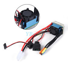Hobbypower Racing 60A SL V2 Brushless Speed Controller ESC For RC 1/10 1/12 Car