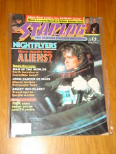 STARLOG #117 SCI-FI MAGAZINE APRIL 1987 NIGHTFLYERS BATMAN WAR OF THE WORLDS