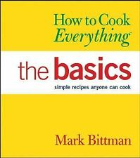 Mark Bittman - How To Cook Everything The Bas (2003) - Used - Trade Cloth (