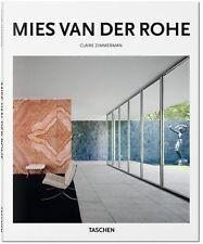 Fachbuch Mies van der Rohe 1886-1969 Struktur des Raumes Architektur GÜNSTIG NEU