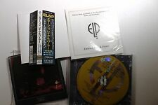 EMERSON LAKE & PALMER Ladies And Gentlemen Japan 2 cd VICP-60744-45