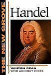 The New Grove Handel (New Grove)-ExLibrary