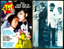 1971 Philippine TSS SONGS & SHOWS KOMIKS Magasin Tirso & Nora #100 Comics