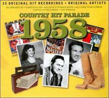 Country Hit Parade 1958 by Country Hit Parade 1958